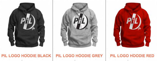 PiL UK / Rest of the World webstore