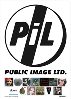 Tower Records Japan: PiL Poster