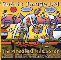 PiL: Greatest Hits So Far vinyl re-issue 2014