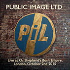 PiL: O2 Shepherd's Bush Empire